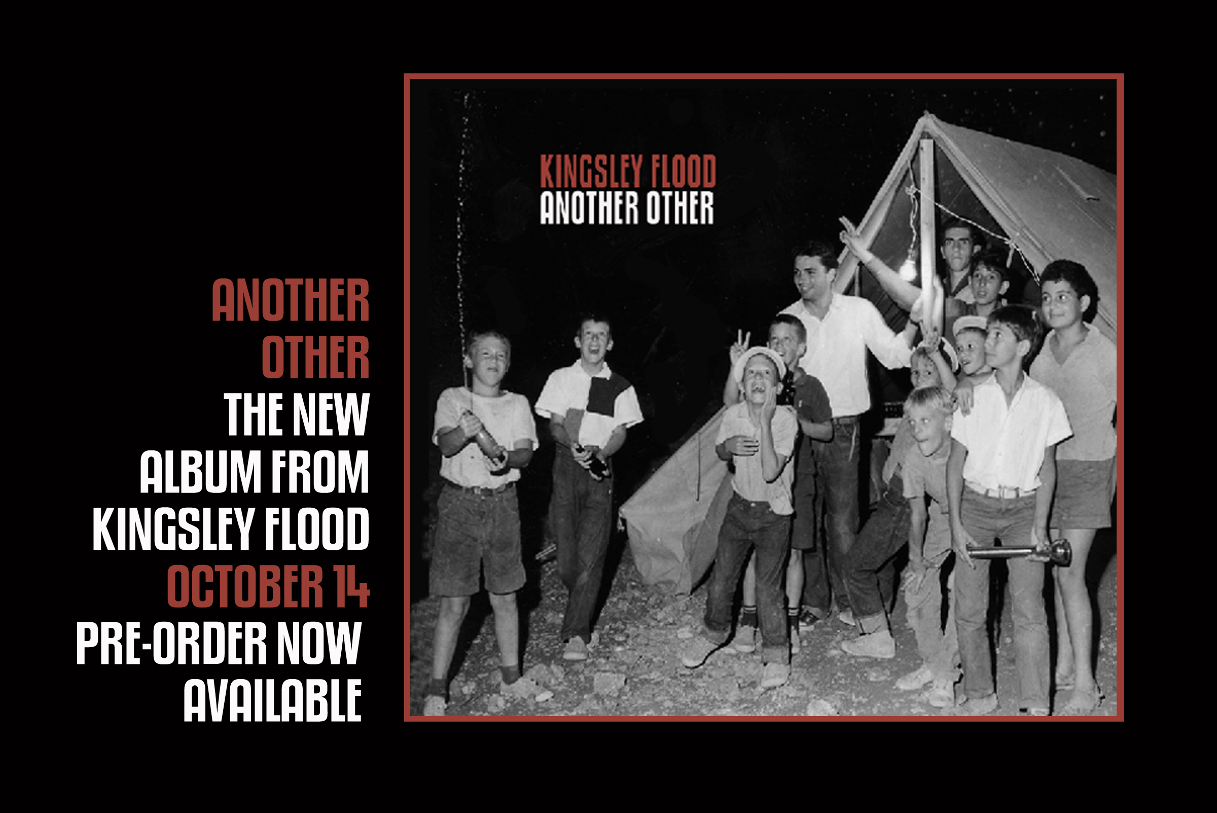 Another Other out on Oct. 14