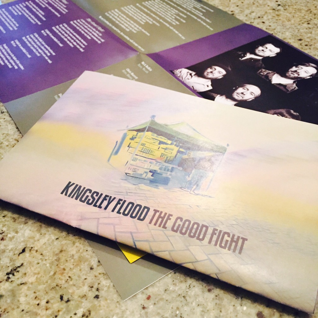 The Good Fight CD