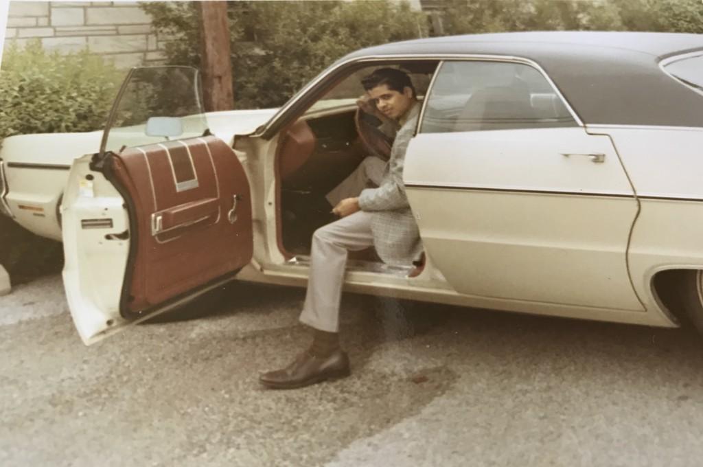 1972- Kamalakar in Buick